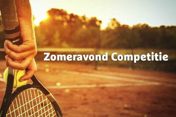 Inschrijving open: zomeravond competitie 2021