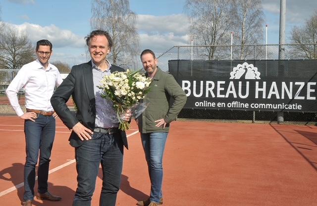 Nieuwe sponsor: Bureau Hanze